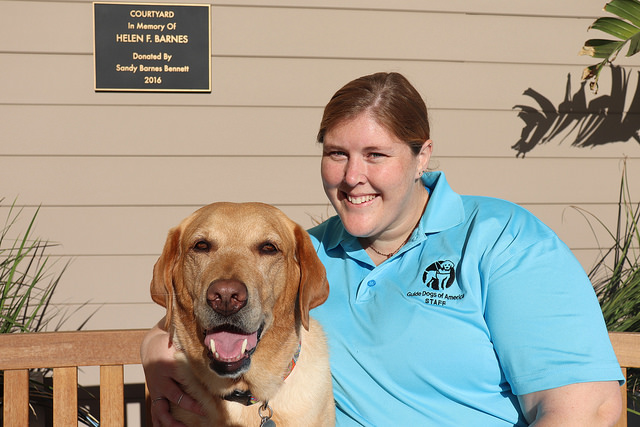 Hanna Belyea Canine Development Assistant