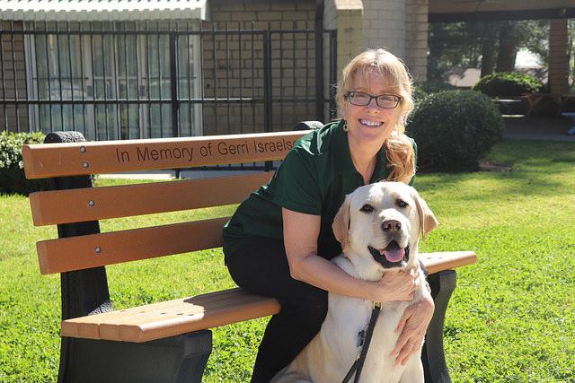 Lesa Miller, Volunteer Coordinator/ Database Assistant