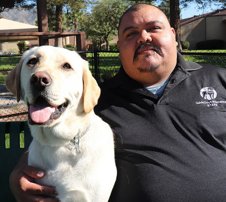 Larry Borbon, Kennel Manager
