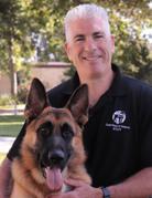 Russ Gittlen, Man, Dog